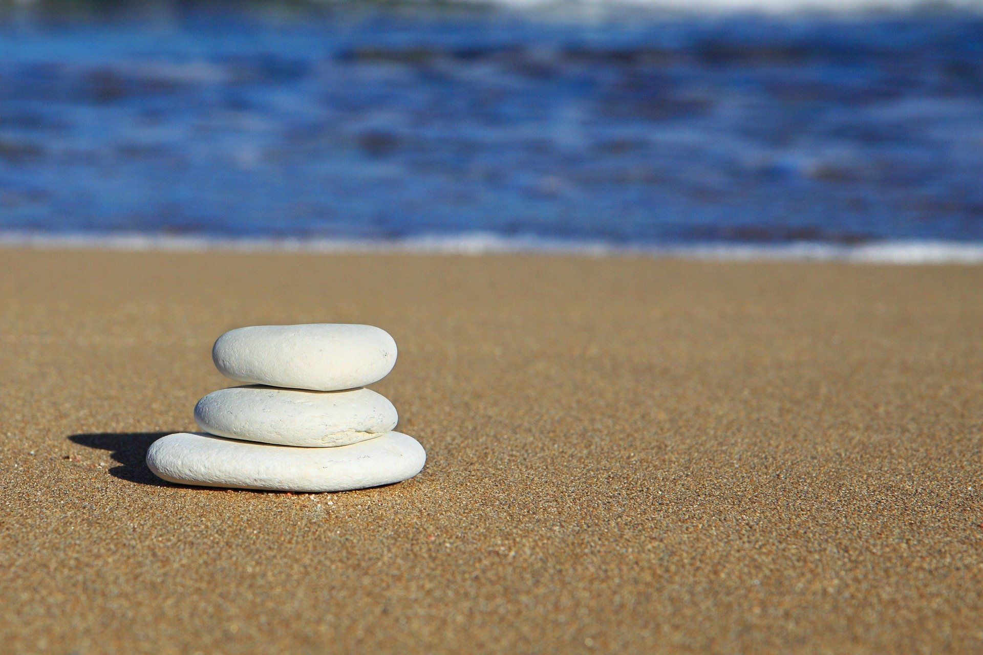 beach stones, for mindfulness meditation in ann arbor, ypsilanti, and saline michigan
